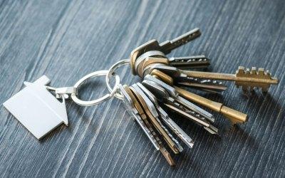 How many keys do you carry?