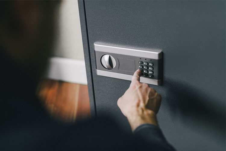 Safes and the words used to describe them