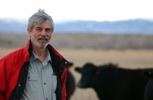 Cattle rancher Bob Elliott