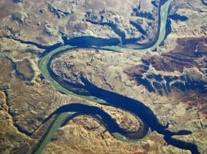 Green River Aerial