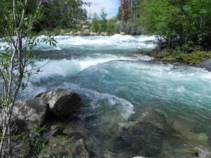 Pine Creek rocks