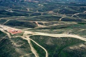 CBM Production in Powder River Basin