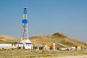 Wyoming coal drilling activity