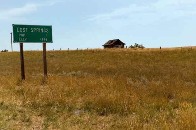 Lost Springs