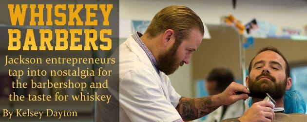 Whiskey Barbers