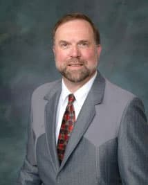 Sen. Mike Massie (D-Laramie)