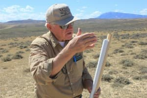 Jay Lillegraven, a retired University of Wyoming professor, is one of the most outspoken critics of the DKRW plant, basing his opinion on studies he's conducted on the Medicine Bow area.