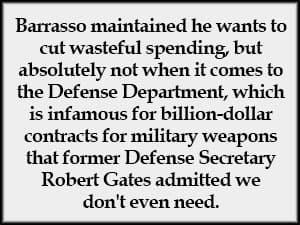 Barrasso on defense cuts