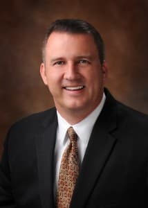 Department of Education Director and Arizona State Senator Richard Crandall (R).
