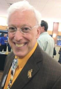 Robert Sternberg, University of Wyoming President