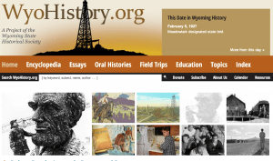 Visit WyoHistory.org