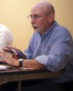 Steve Thulin, Professor of History, Northwest College