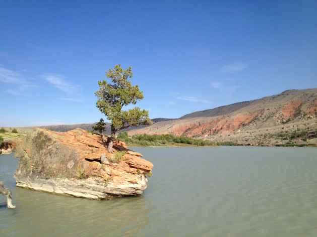 Upper Dinwoody Lake, Wyoming