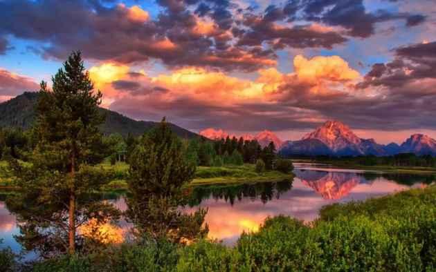 Grand Teton National Park (Pixdaus.com - click to enlarge)
