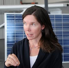 Marin Energy's Dawn Weisz cancelled NAPG solar contract for failure to meet deadlines