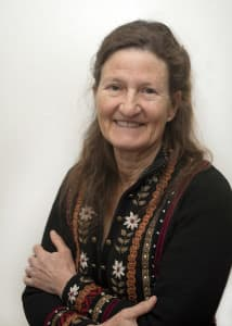 Anne MacKinnon - WyoFile board chair.