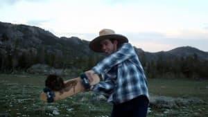Lander-raised Joe McGowan appears in the short film Sage Skate. (click to enlarge)