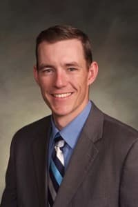 """Rep. Tyler Lindholm (R-Sundance) offered an amendment preventing public employees from refusing to serve taxpayers.  He called the issuing of marriage licenses """"the elephant in the room."""" (Anne Brande, Ludwig Photography)"""