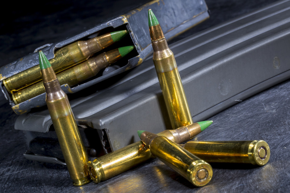They Want to Register Every Bullet You Own!