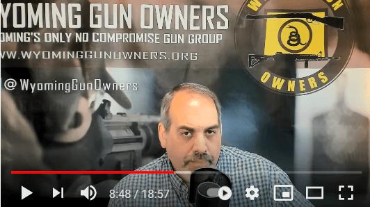 VIDEO Update on Ed Buchanan's Attack on WYGO