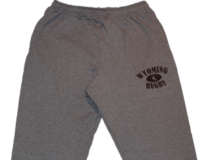 rugby sweat pant