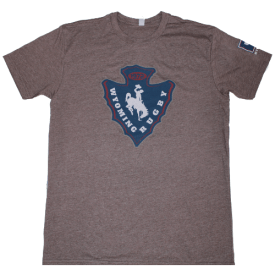 wyoming rugby t-shirt
