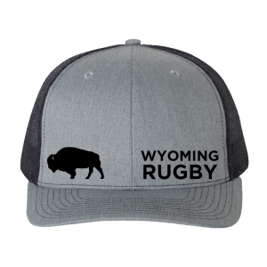 Wyoming Rugby Hat