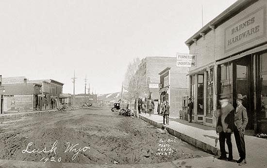 Lusk Historical Photos