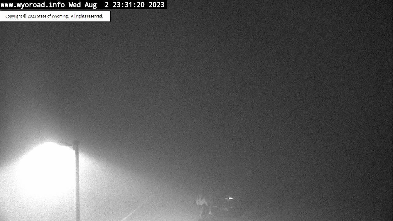 Teton Pass Driving Conditions