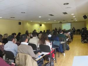 1. Público ICNPUJ Primera charla