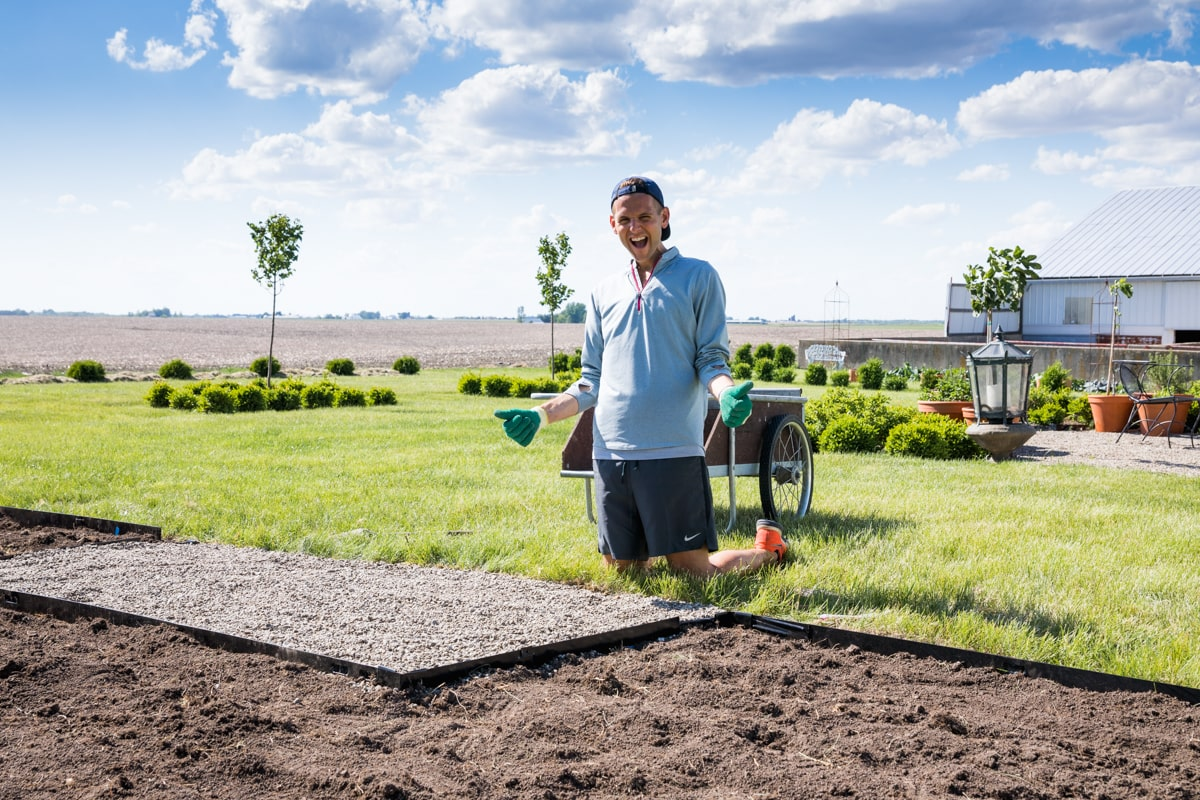 Prepping the Flowerbed | Wyse Guide