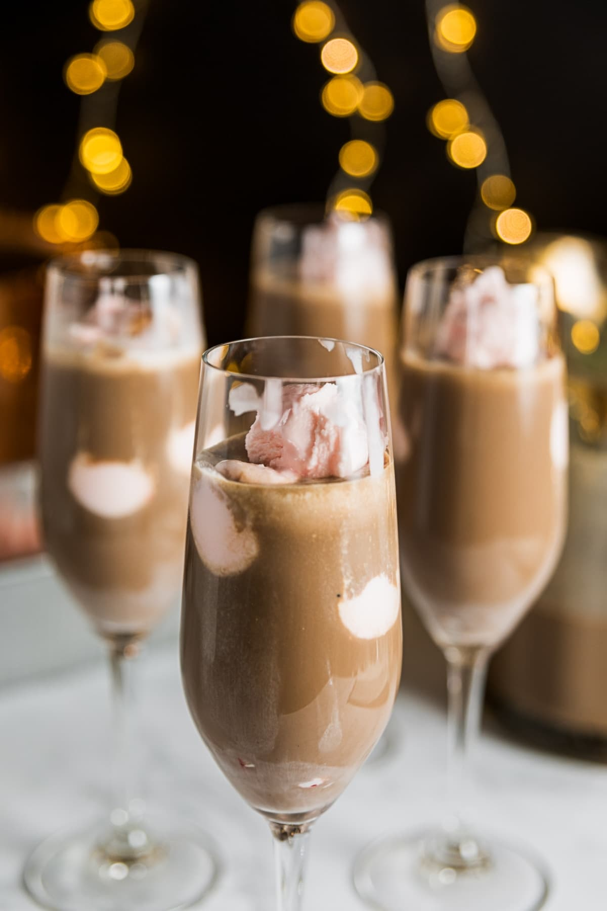 Peppermint Chocolate Coffee Cooler | Wyse Guide