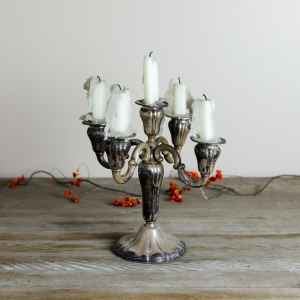 Five-Arm Candelabra | Wyse Guide