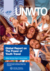 Global Report on the Power of Youth Travel, 2016