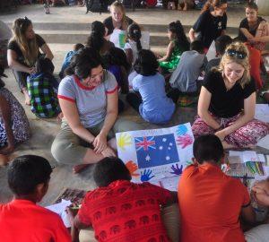 Volunteer travel organisation founder gives back to his Sri Lanka community