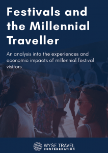 Festivals and the Millennial Traveller