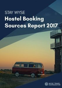 STAY WYSE Hostel Booking Sources Report 2017