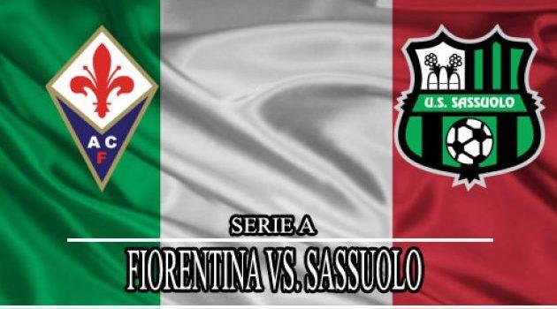 Prediksi Bola Fiorentina vs Sassuolo 03 Desember 2017