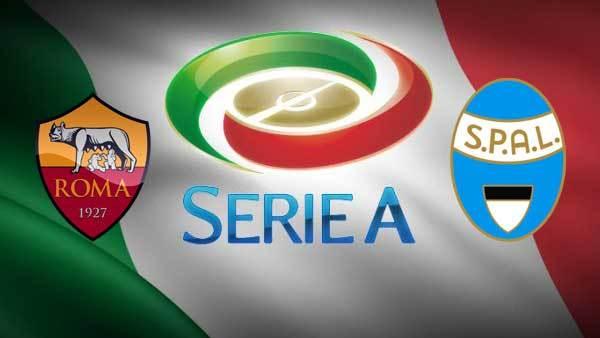 Prediksi Bola Roma vs SPAL 01 Desember 2017