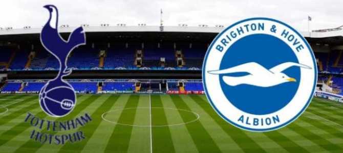 Prediksi Skor Tottenham Hotspur vs Brighton 14 Desember 2017
