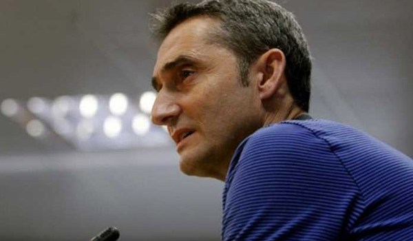 Ernesto Valverde Jamin Tak Ubah Pakem Barcelona Karena Coutinho