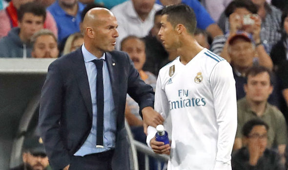 Zidane Tak Bisa Bayangkan Real Madrid Tanpa Ronaldo