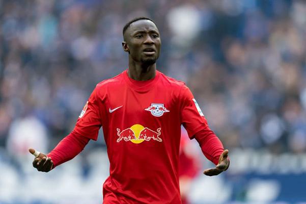 Niat Liverpool Datangkan Naby Keita Dihalangi RB Leipzig