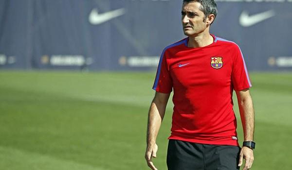Barcelona Adalah Tim Terbaik Dunia Ungkap Ernesto Valverde