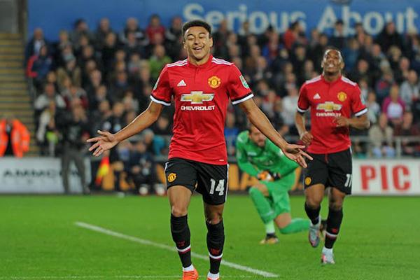 Jesse Lingard Terus Buktikan Kualitasnya Di Manchester United