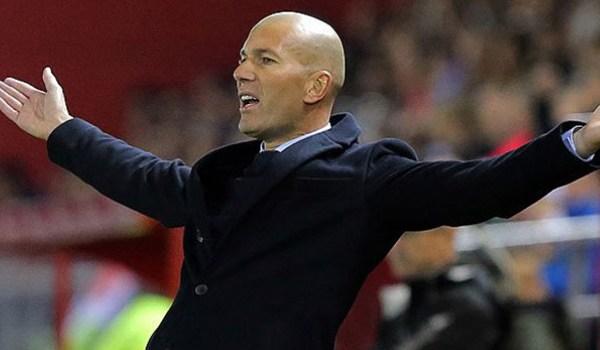 Nasib Saya di Tangan Paris Saint Germain Ungkap Zinedine Zidane