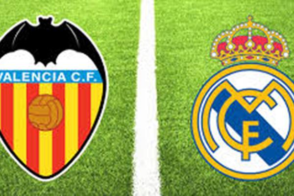Prediksi Pertandingan Sepakbola La Liga Valencia VS Real Madrid