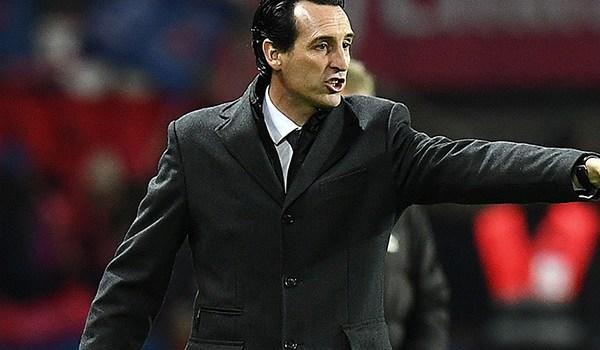 Emery Sebut Wasit Rugikan PSG di Liga Champions Musim Lalu