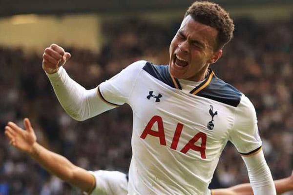 Real Madrid Ingin Dele Alli Tiru Coutinho Mogok Main di Tottenham