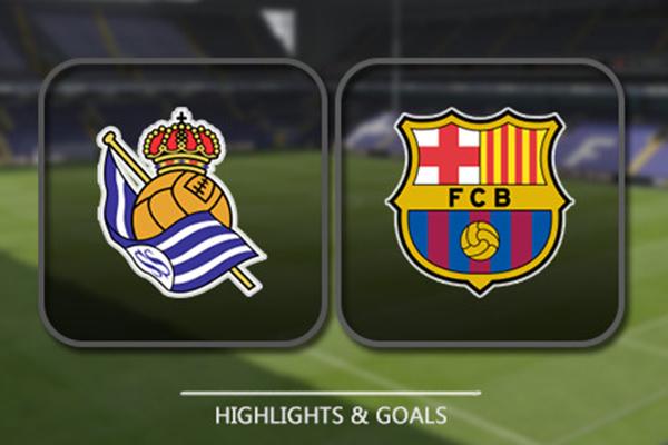 Prediksi Pertandingan Sepakbola Real Socieded VS Barcelona